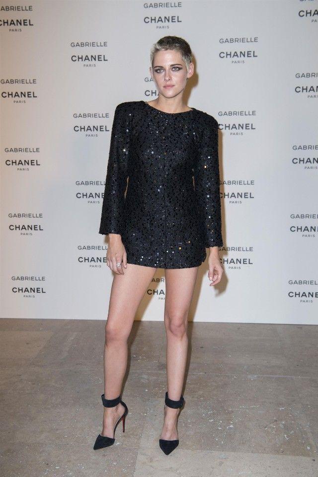 Chanel launches their newest perfume 'Gabrielle' in Paris