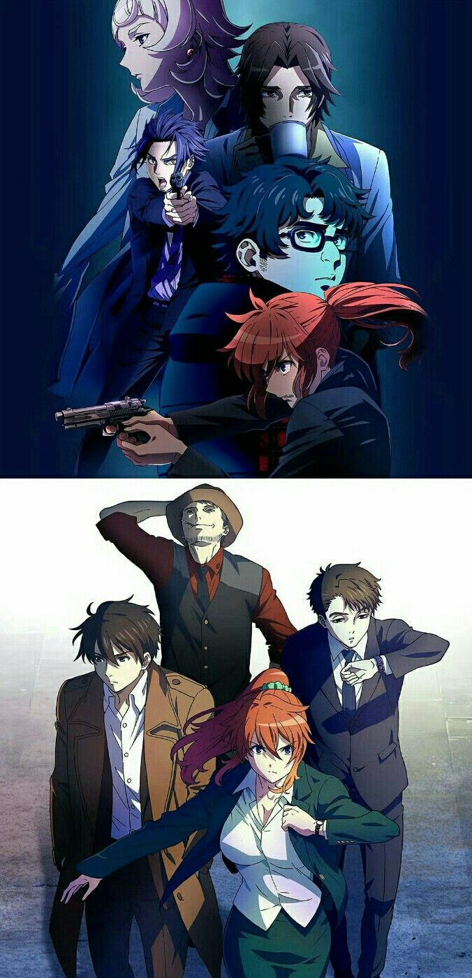 """Vanished City""_ (Shoumetsu Toshi) new anime_2019"