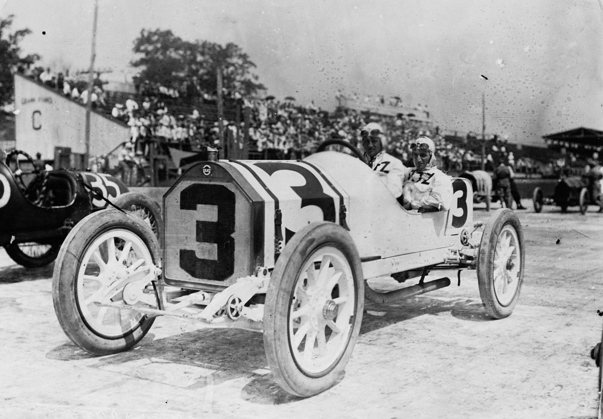 On this day in 1911, the Indianapolis 500 was run for the first time. Over the years the open-wheel car raced in the Indy 500 evolved as engineers tinkered with its form to maximize speed without sacrificing safety.