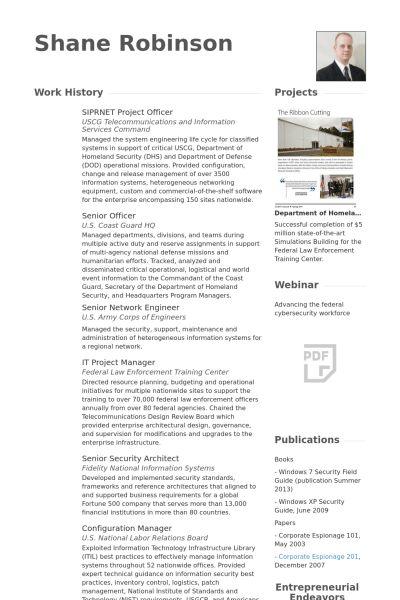project integrator configuration management specialist