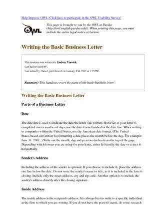 How To Write A Cover Letter Purdue Cover Letter Purdue Cv Resume - purdue owl resume