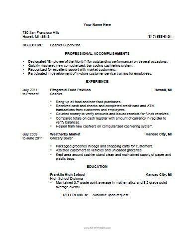 Supermarket Resume Examples Examples Of Resumes Grocery Clerk Sample Resume    Grocery Stock Clerk Sample Resume  Grocery Store Clerk Resume