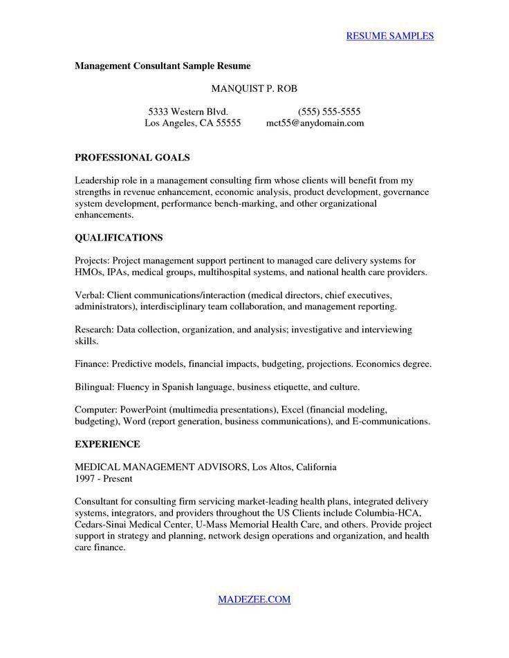 model resume sles mckinsey resume 28 images resume