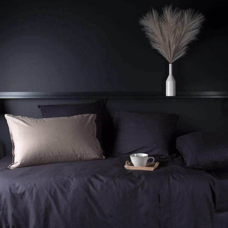 Chambre noire décoration