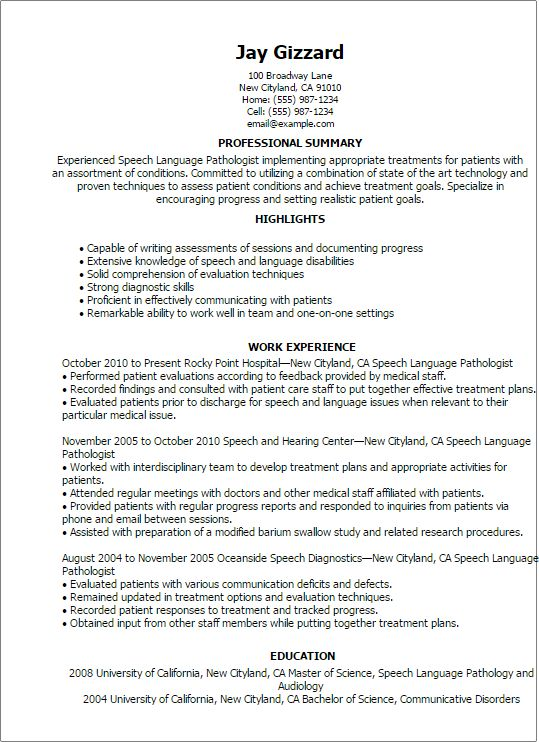 Activities Therapist Cover Letter - Activities Therapist Cover Letter