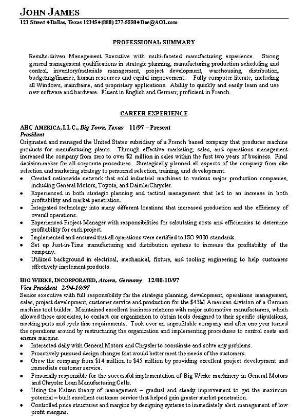 Samples Of Resume Summary How To Write A Summary Of - summary of qualifications resume examples