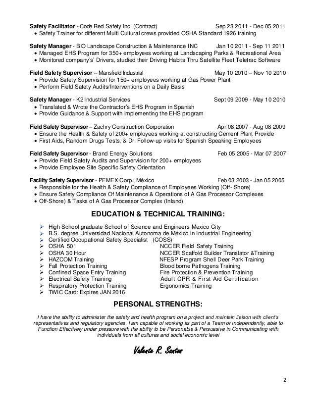 ehs resume node2002-cvresumepaasprovider