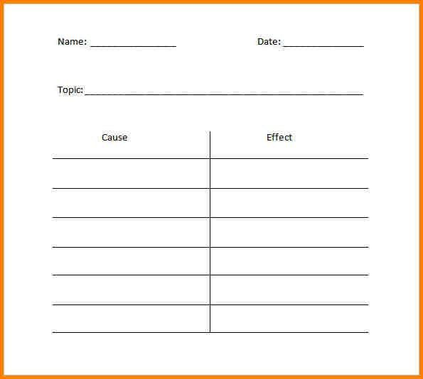 T Chart Printable Blank T Chart Templates Printable Compare And - roman numeral chart template