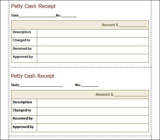 Free Petty Cash Template Petty Cash Template Free Word Templates - petty cash voucher template