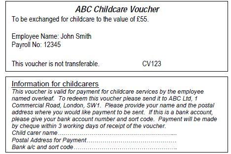 Voucher Examples 25 Business Voucher Templates Free Sample - blank vouchers template