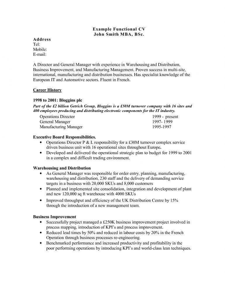 Lean Specialist Sample Resume Lean Specialist Sample Resume - lean specialist sample resume