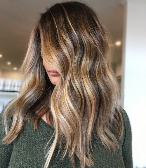 20 Best Brown HairColor #Balayage #haircolor #hairstyles