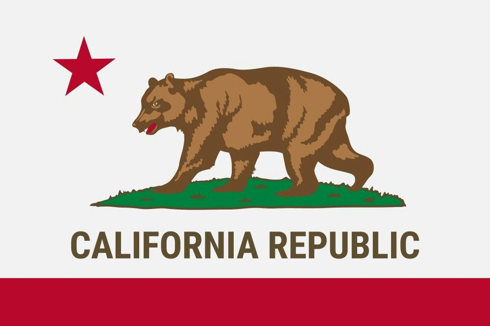 California Republic Flag California Flag California Republic California Wallpaper