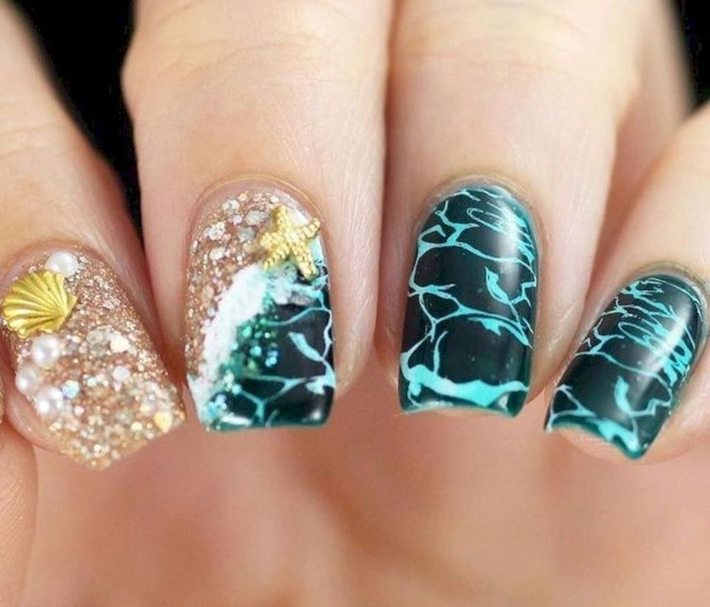 45+ Unique Summer Nail Designs For Exceptional Look