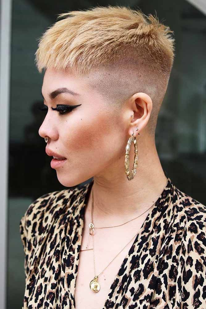 """Blonde Sassy Taper Fade <a class=""""pintag"""" href=""""/explore/fadehaircut/"""" title=""""#fadehaircut explore Pinterest"""">#fadehaircut</a> <a class=""""pintag"""" href=""""/explore/fauxhawk/"""" title=""""#fauxhawk explore Pinterest"""">#fauxhawk</a> ★ A taper fade haircut for women works for straight as well as curly hair. You can also go for a short, mid or long option. ★ See more: <a href=""""https://glaminati.com/taper-fade-haircuts-women/"""" rel=""""nofollow"""" target=""""_blank"""">glaminati.com/…</a> <a class=""""pintag"""" href=""""/explore/glaminati/"""" title=""""#glaminati explore Pinterest"""">#glaminati</a> <a class=""""pintag"""" href=""""/explore/lifestyle/"""" title=""""#lifestyle explore Pinterest"""">#lifestyle</a><p><a href=""""http://www.homeinteriordesign.org/2018/02/short-guide-to-interior-decoration.html"""">Short guide to interior decoration</a></p>"""