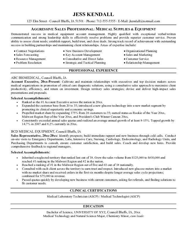 Pharmaceutical Sales Representative Resume Sales Representative - direct sales resume