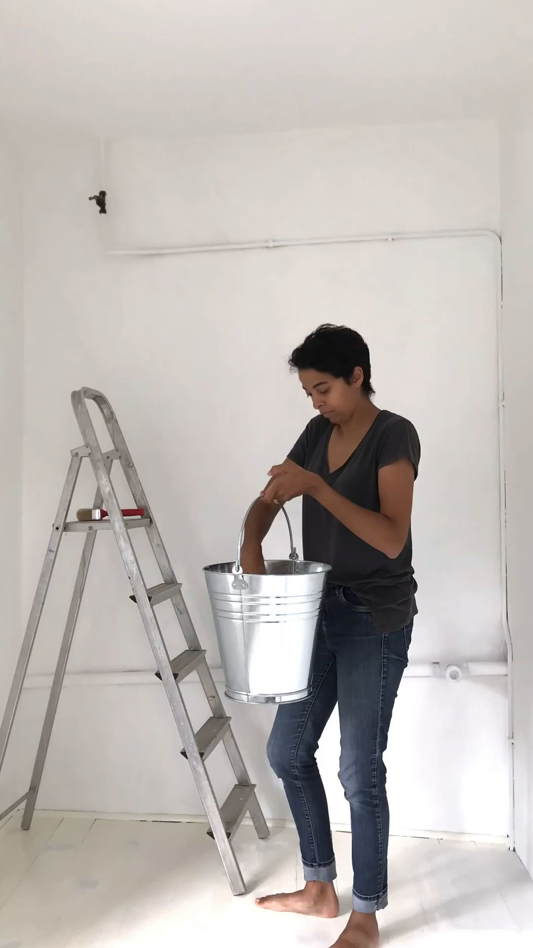 How To Use Natural Eco Limewash Paint by Bauwerk