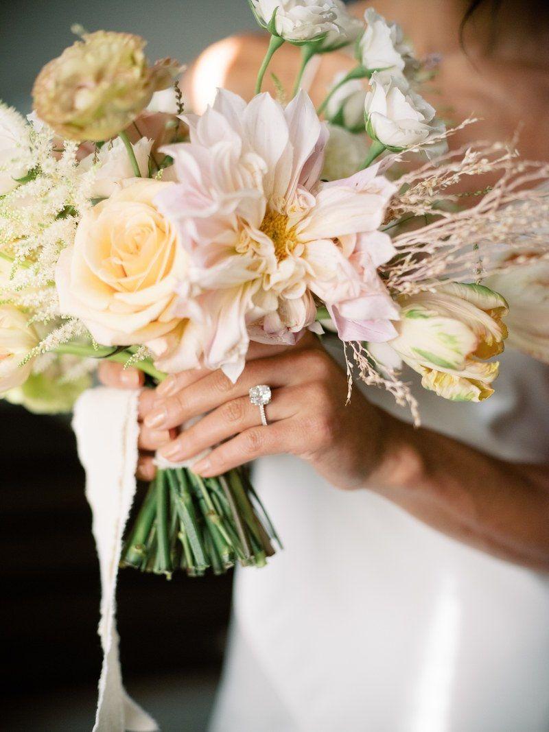 Pole Vaulter Allison Stokke's Romantic Destination Wedding in Mexico: Her Wedding Bouquet