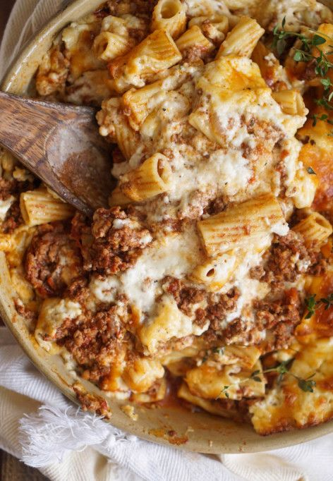 Ina Garten Recipes That'll Impress Your Dinner Guests: Pastitsio #inagartenrecipes #dinnerrecipes #inagartendishes