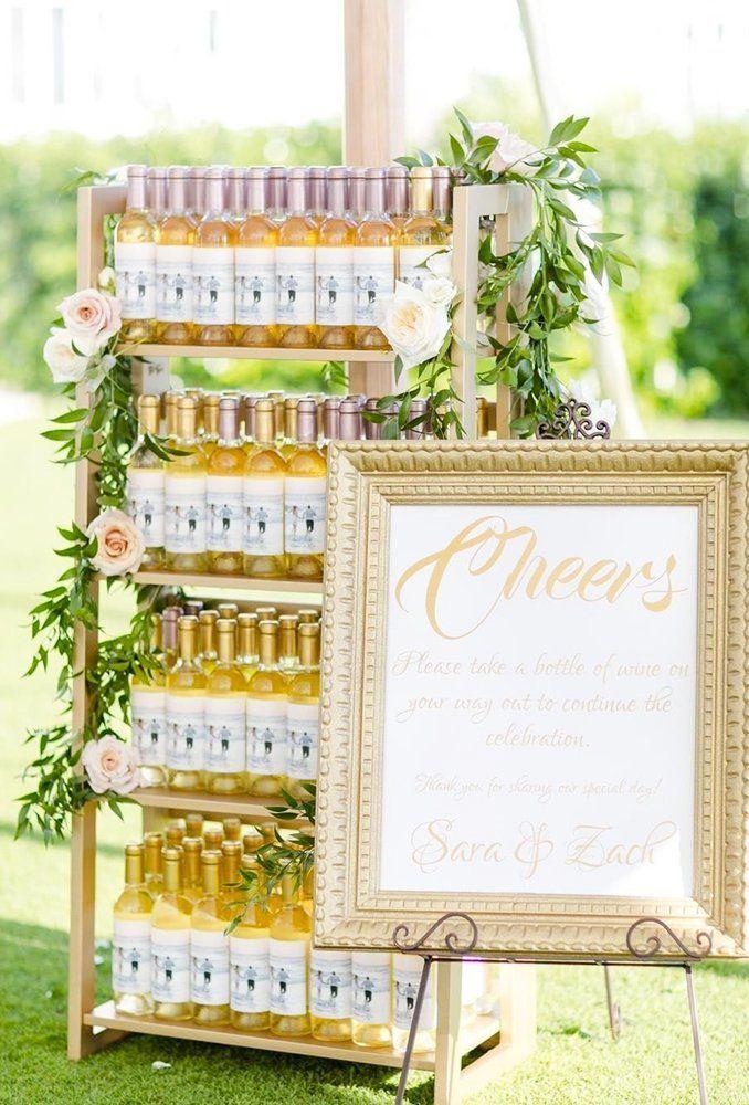 36 The Best Wedding Favor Ideas ❤ wedding favor ideas alcohol favors etfreephotography #weddingforward #wedding #bride