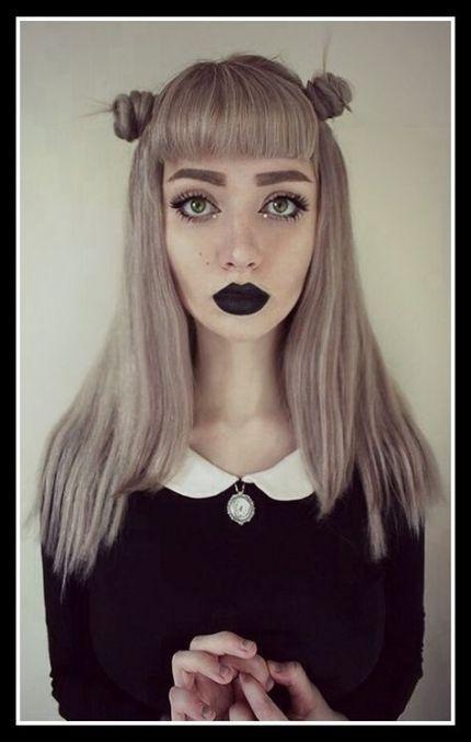 Hair pastel goth bangs 62+ new ideas #hair