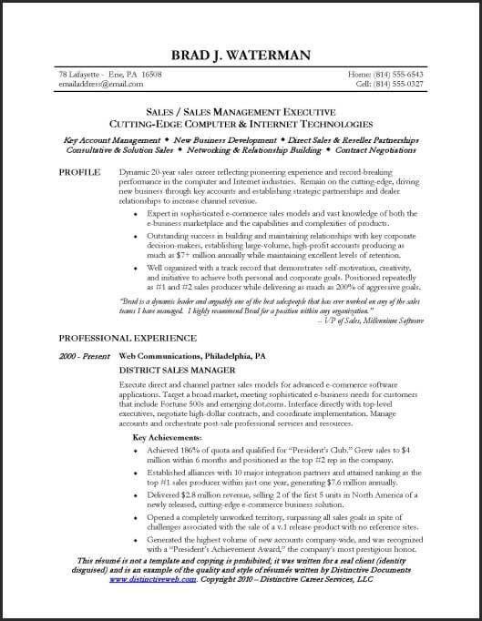 outside sales resume create my resume outside sales resumes