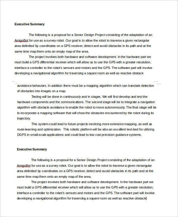project summary template node2002-cvresumepaasprovider - project recap template