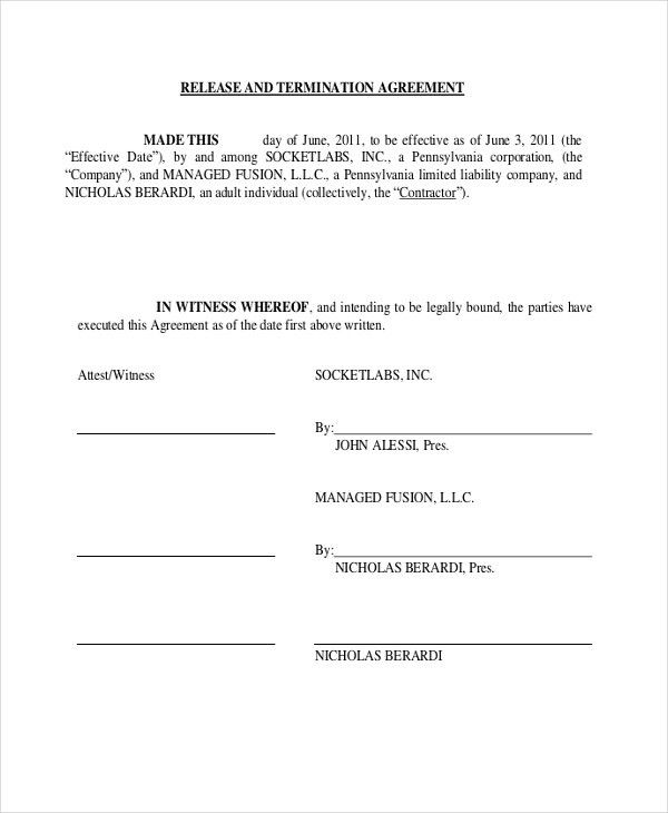 Doc#400518 Sample Contract Agreements u2013 Independent Contractor - independent contractor agreement form