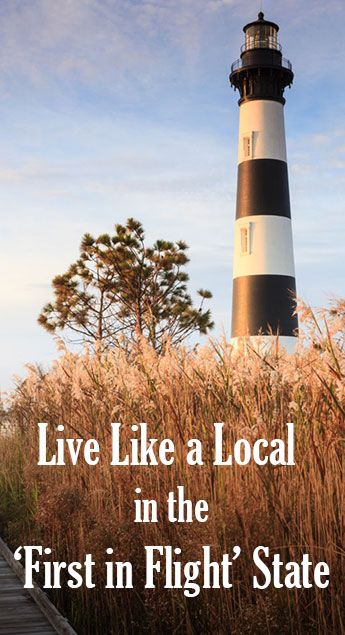 Whether you're an adventure-seeker in pursuit of an adrenaline-pumping spree of parasailing, cycling, climbing, waterfalls, skydiving, and hot-air ballooning, an American history buff, or a nature lover in search of achingly beautiful beaches, North Carolina is rich with options for the intrepid traveler. @visitn