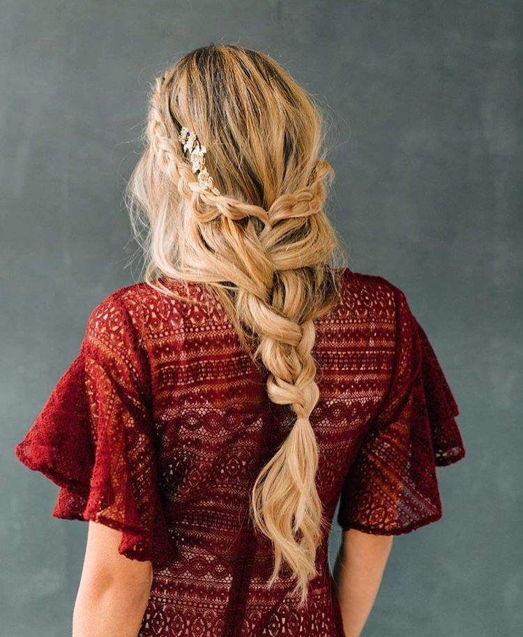 "Valentines Day Hair Ideas | Romantic Hair Ideas | Loose Braids | Romantic Hair Styles<p><a href=""http://www.homeinteriordesign.org/2018/02/short-guide-to-interior-decoration.html"">Short guide to interior decoration</a></p>"