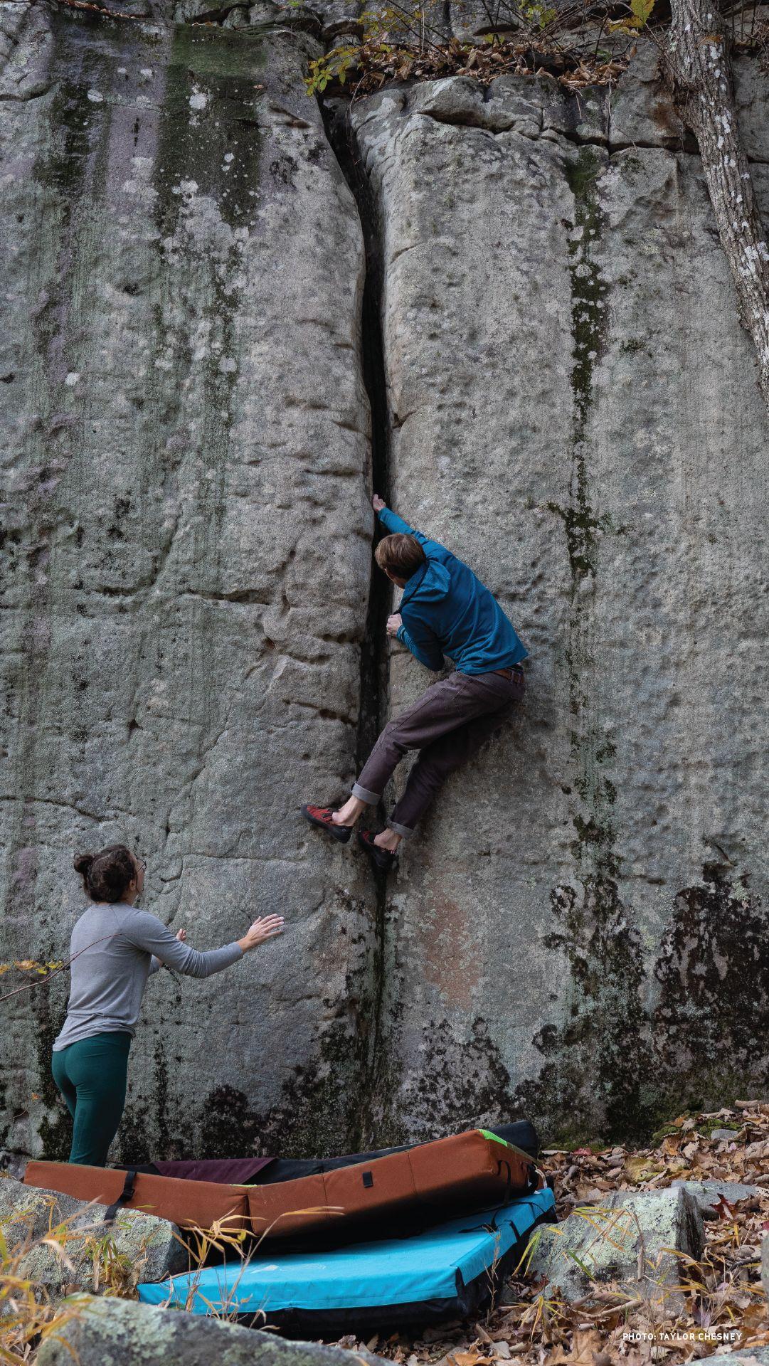Climb/Harder