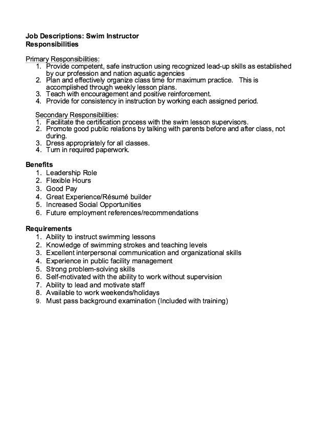 Shift Leader Job Description. Kitchen Kitchen Utility Job ...
