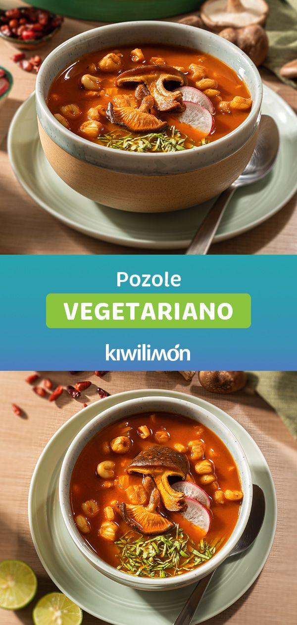 Pozole Vegetariano