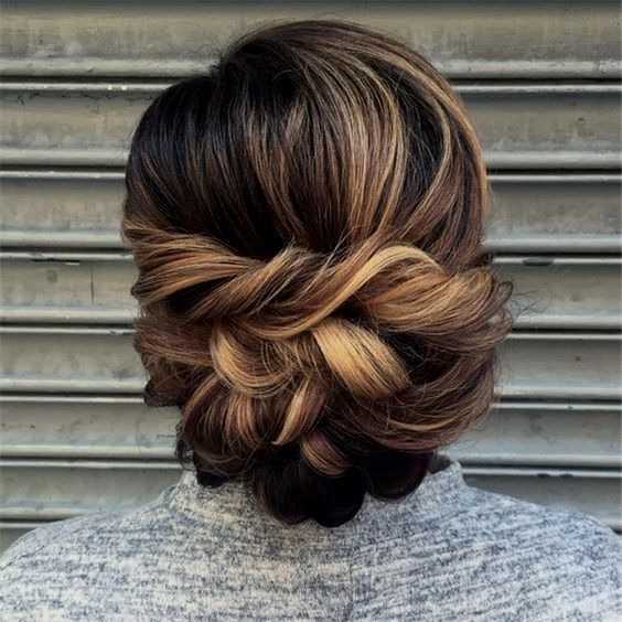 Bridesmaids Hairstyles Ponytail Ideas