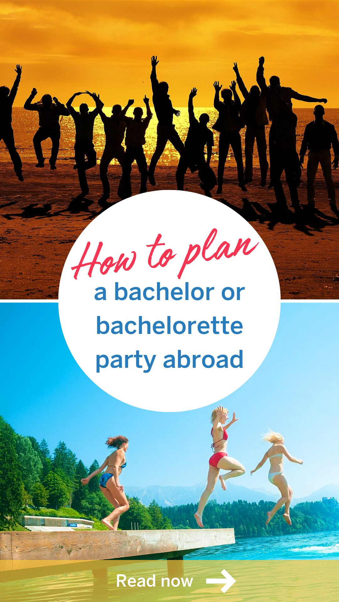 How to plan a bachelor or bachelorette party abroad
