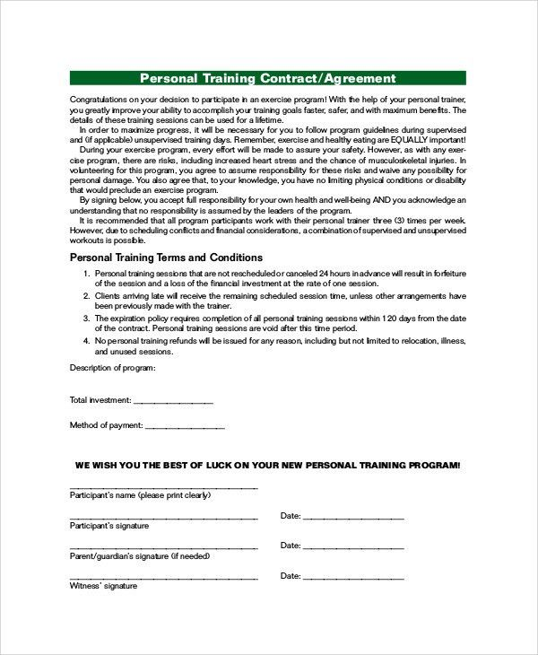anytime fitness contract agreement pdf