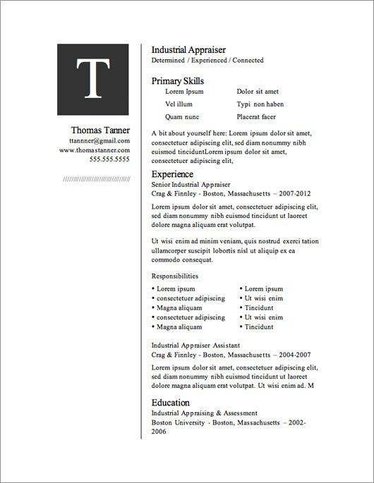 absolutely free resume builder build resume online in minutes artsy resume templates - Absolutely Free Resume Templates