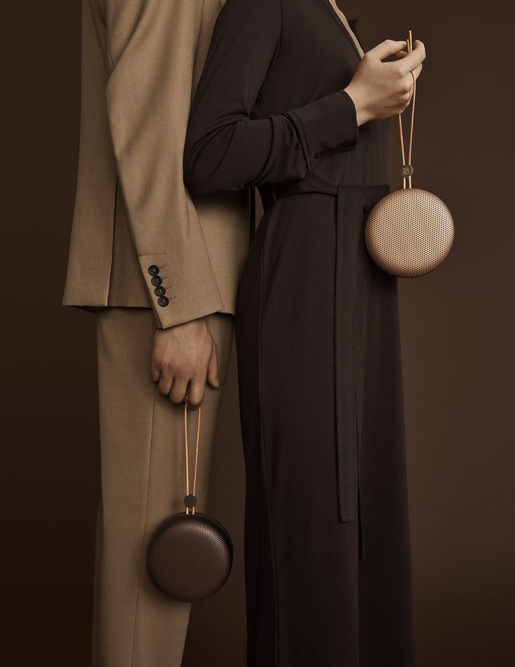 Bang & Olufsen   The Clash of Classics   Fashion photography poses, Winter collection