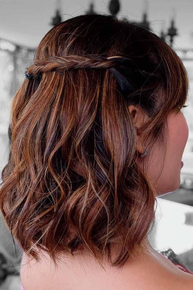 "Braided Half Up Hairstyle <a class=""pintag"" href=""/explore/brownhair/"" title=""#brownhair explore Pinterest"">#brownhair</a> <a class=""pintag"" href=""/explore/braidedhairstyles/"" title=""#braidedhairstyles explore Pinterest"">#braidedhairstyles</a> ★ Short hairstyles that look showy and ideal for such a special occasion as Christmas are not a myth. See our ideas and look like a princess during holidays. ★ See more: <a href=""https://glaminati.com/perfect-christmas-short-hairstyles"" rel=""nofollow"" target=""_blank"">glaminati.com/…</a> <a class=""pintag"" href=""/explore/glaminati/"" title=""#glaminati explore Pinterest"">#glaminati</a> <a class=""pintag"" href=""/explore/lifestyle/"" title=""#lifestyle explore Pinterest"">#lifestyle</a> <a class=""pintag"" href=""/explore/shorthairstyles/"" title=""#shorthairstyles explore Pinterest"">#shorthairstyles</a><p><a href=""http://www.homeinteriordesign.org/2018/02/short-guide-to-interior-decoration.html"">Short guide to interior decoration</a></p>"