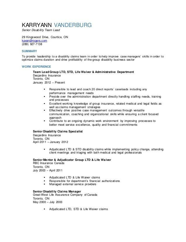 claims case manager sample resume case manager resume template - Claims Specialist Sample Resume