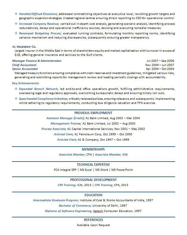 Sample Financial Controller Cover Letter Finance Controller Cover Assistant  Controller Resume .