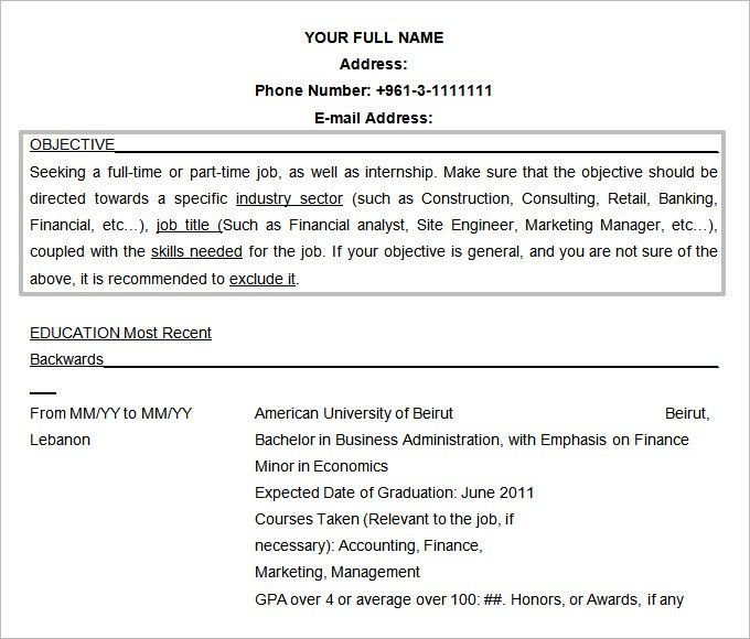 Good Resume Objective Effective Resume Objectives Interviewing Is - marketing manager resume objective