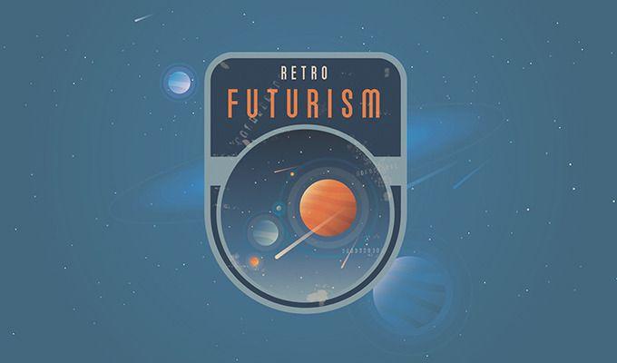 Design Trend Report: Retro Futurism ~ Creative Market Blog