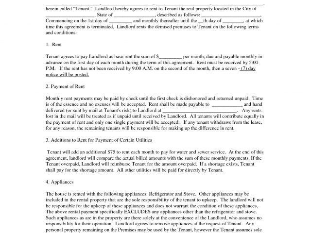 Lease Agreement Copy 10 Best Rental Agreements Images On - sample pasture lease agreement template