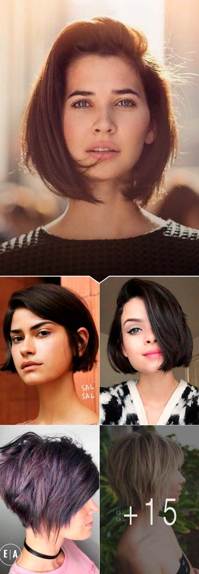 Choose The Right Short Bob Haircuts To Add Some Carefree Vibes To Your Image ★ Short bob haircuts are quite versatile and can compliment almost everyone. Our photo gallery will give you some inspo and help pick your next cut. #glaminati #lifestyle #shortbobhaircuts