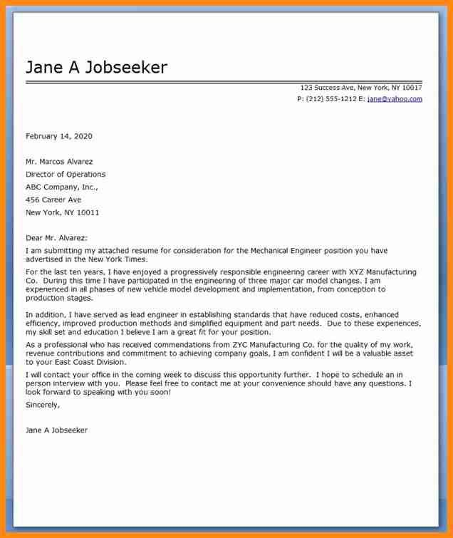 Sample Engineer Cover Letter Engineering Cover Letter Templates - cover letter software engineer