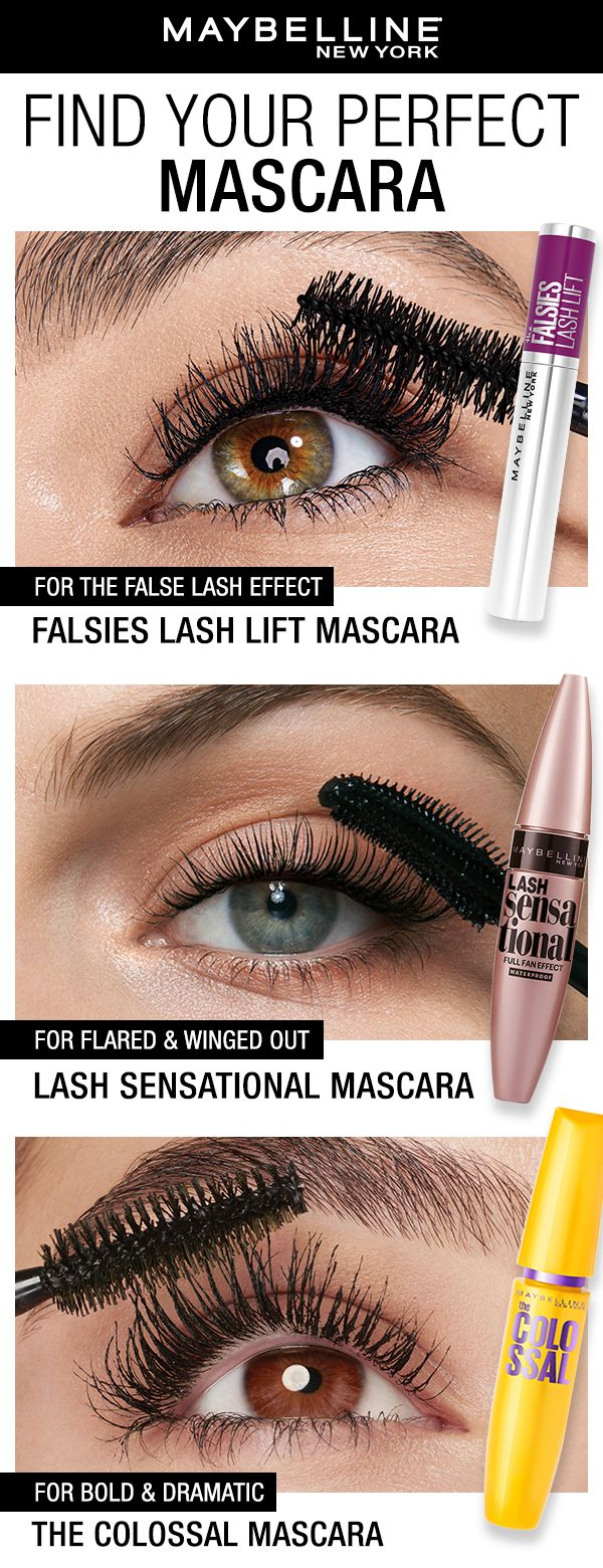 Fan Favorite Maybelline Mascaras