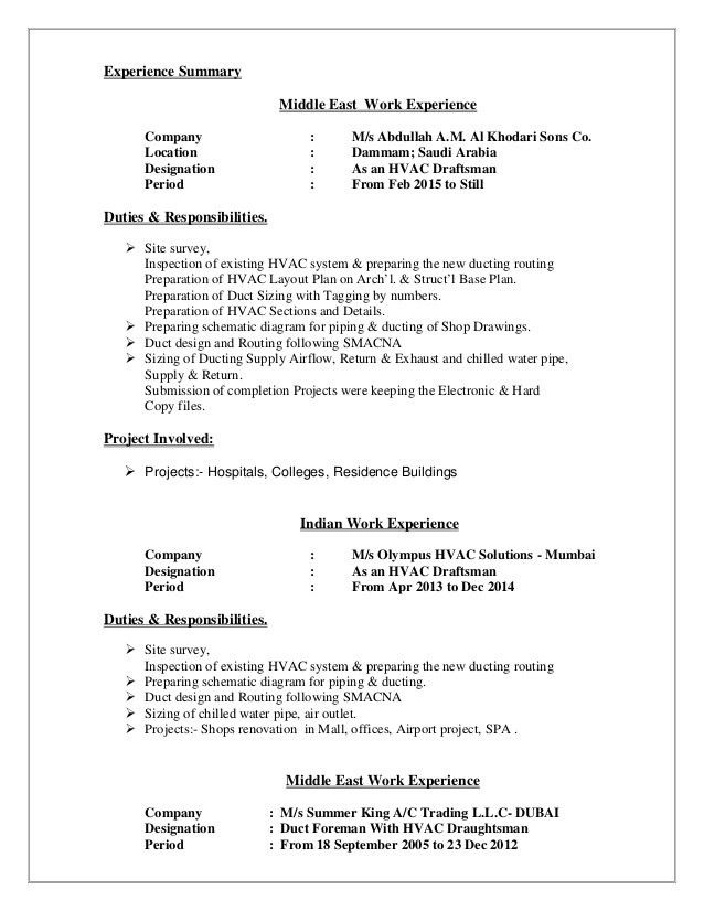 Experience Letter Format Draftsman.  Drafter Resume Professional Autocad Templates To Showcase civil drafter cover letter resume template paasprovider com