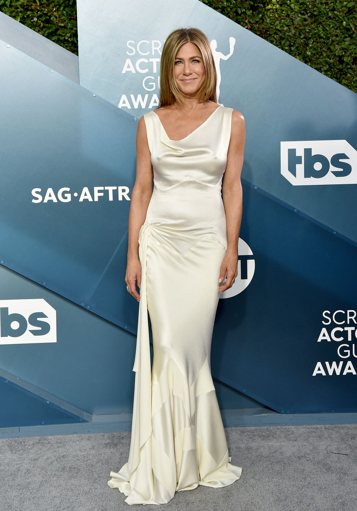 Still Thinking About Jennifer Aniston's SAG Awards Dress? Here's The Story Behind It...