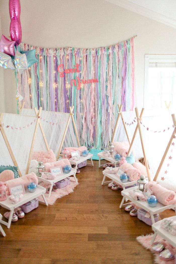 Dolly & Me Sleepover | Kara's Party Ideas